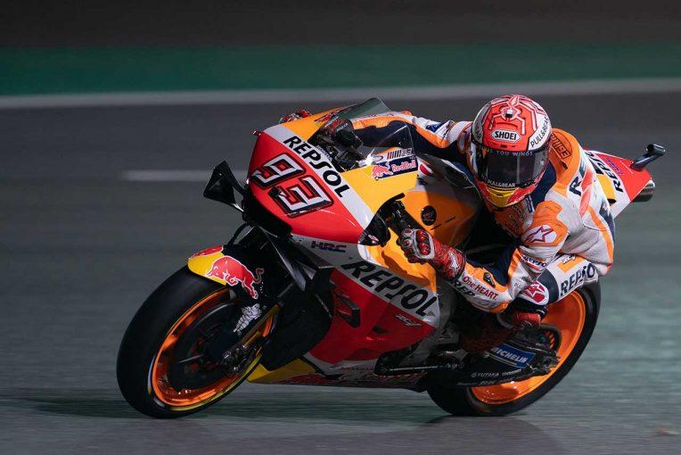 MotoGP | 2019年MotoGP開幕戦カタールGPは、王者マルケスがレコード破りのタイムで初日を制す