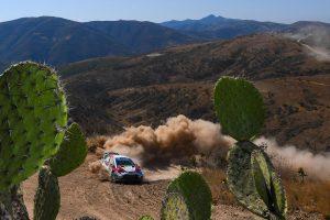 ラリー/WRC | 【順位結果】2019WRC第3戦メキシコ SS9後