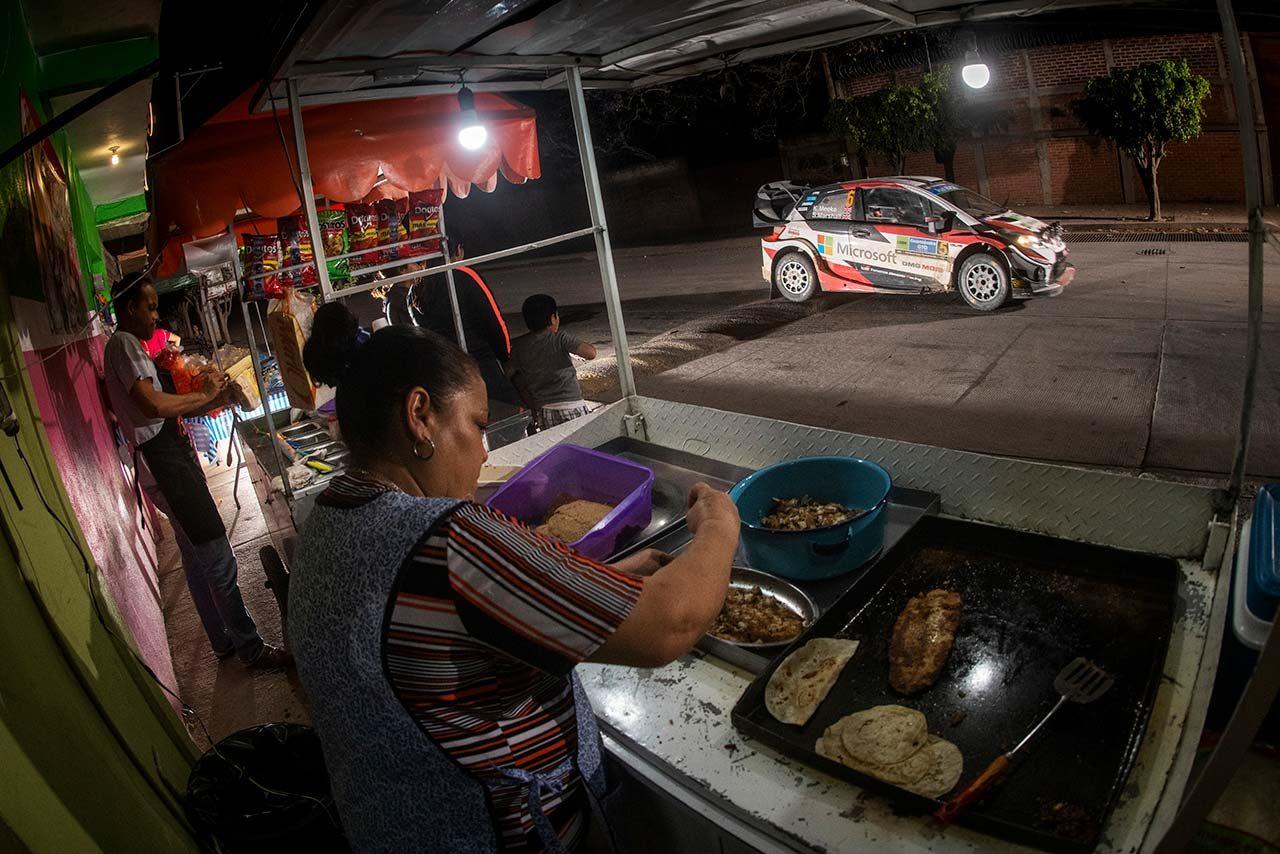WRC:トヨタ、競技2日目はラトバラにトラブル。「ストレスが溜まる終わり方」