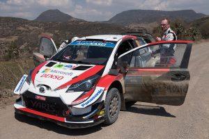 ラリー/WRC | WRC:トヨタ、競技2日目はラトバラにトラブル。「ストレスが溜まる終わり方」