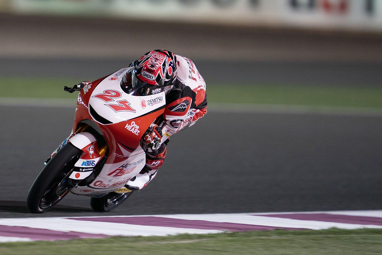 【順位結果】2019MotoGP第1戦カタールGP Moto3クラス予選