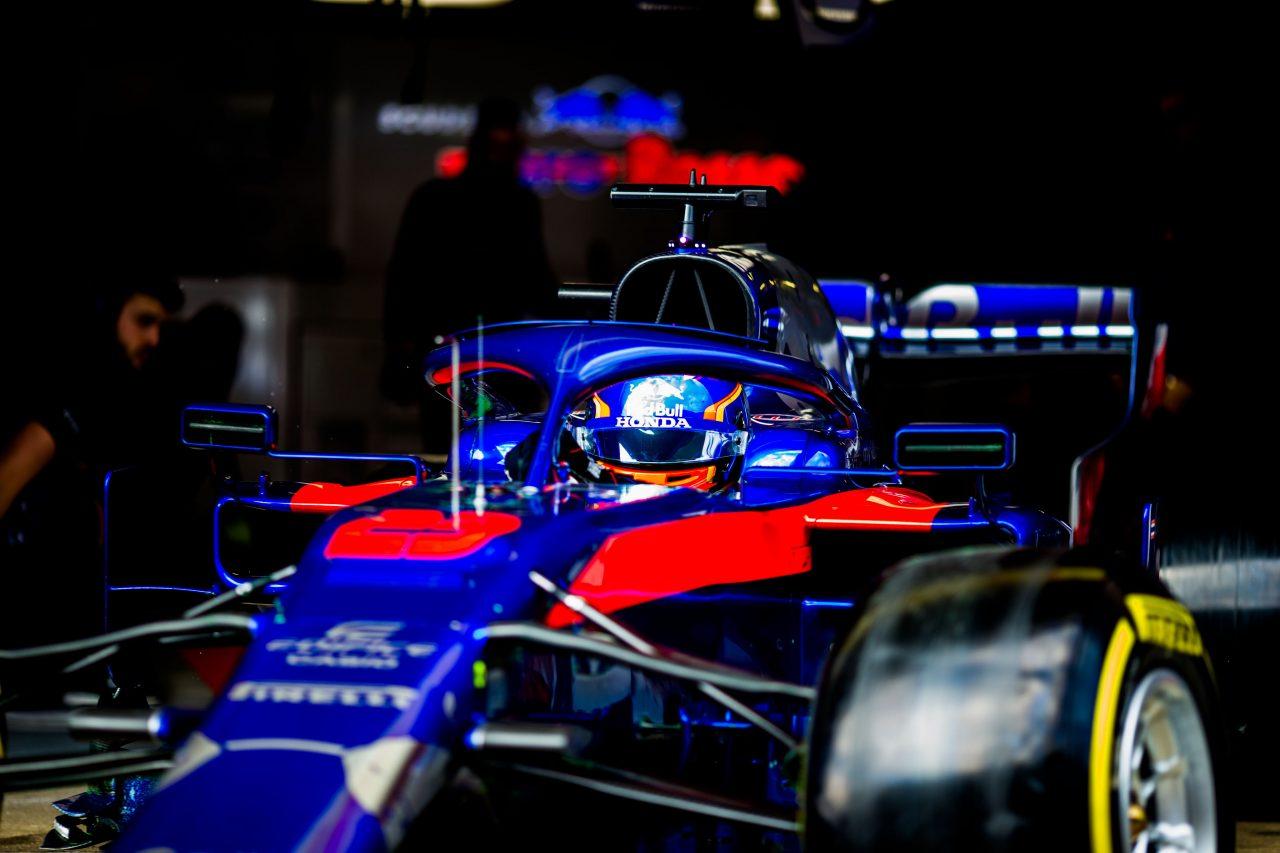 2019年F1プレシーズンテストでのアルボン