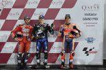 MotoGP | 2度転倒のマルケス「奇妙な転倒だった」/MotoGP第1戦カタールGP 予選トップ3コメント