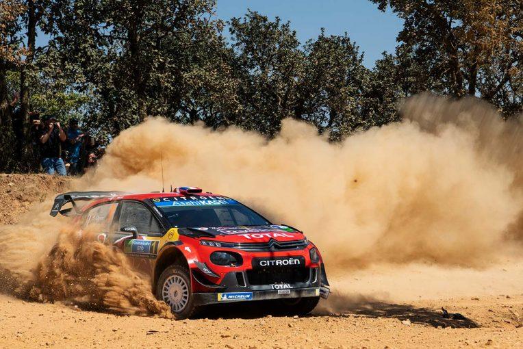 ラリー/WRC | 【順位結果】2019WRC第3戦メキシコ SS18後結果