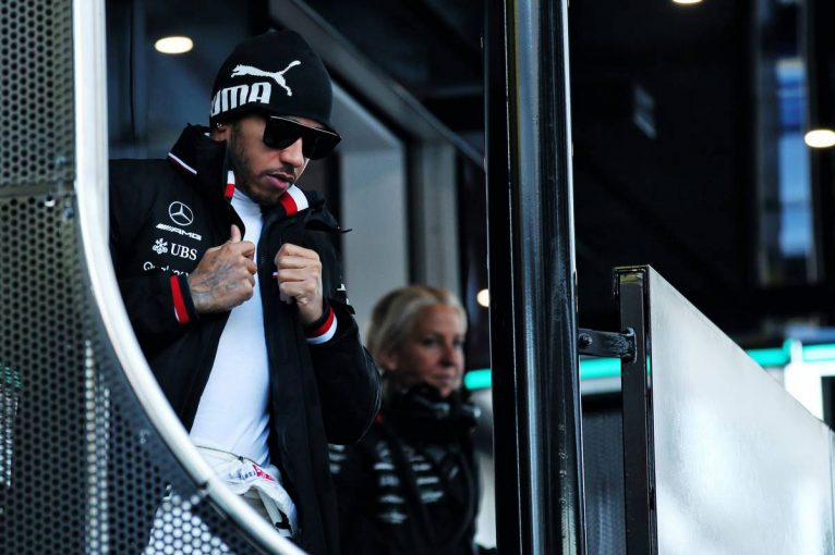 F1 | ライコネンに次いでF1古参のドライバーとなったハミルトン「キミのことはいつも尊敬しているよ」