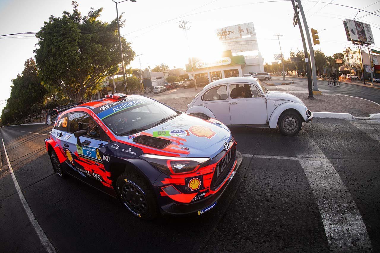 3番手につけるタナク「いくつか明るい材料があるから、明日は興味深い展開になるだろう」/WRC第3戦メキシコ デイ3後コメント