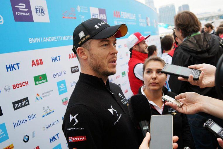 海外レース他 | ロッテラー、残り2周で受けた接触でフォーミュラE初優勝が幻に「クリーンな動きだっとは思わないし、フェアではない」