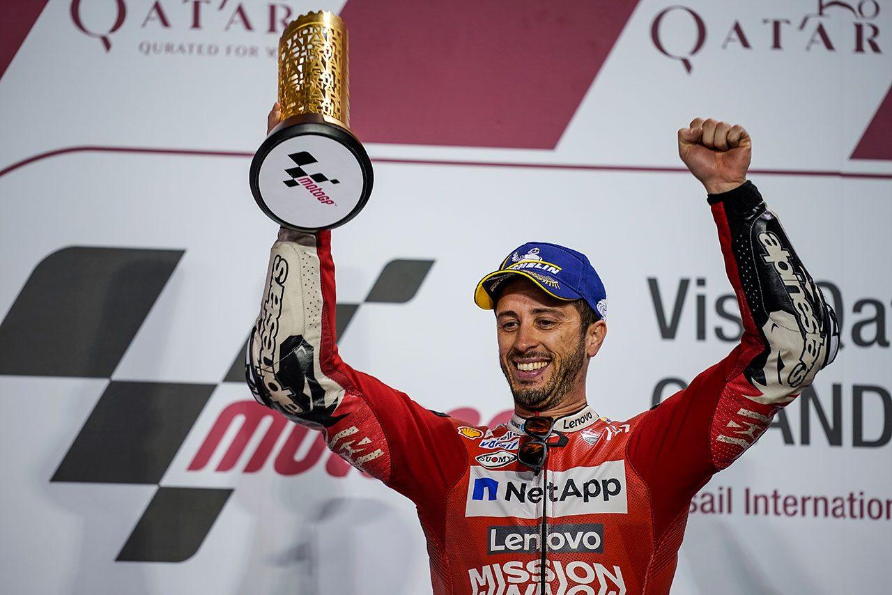 【順位結果】2019MotoGP第1戦カタールGP MotoGPクラス決勝