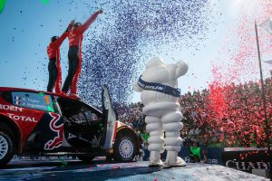 ラリー/WRC | 【順位結果】2019WRC第3戦メキシコ 暫定総合