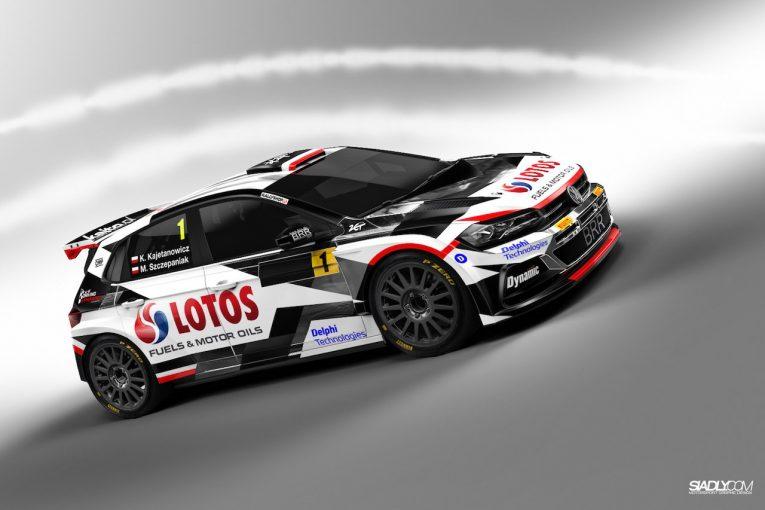 ラリー/WRC | ヨーロッパ・ラリー3連覇のカエタノビッチ、フォルクスワーゲンへスイッチしWRC2参戦