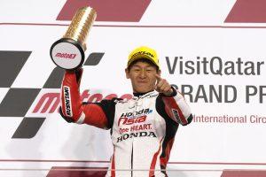 MotoGP | MotoGP:日本人初のMoto3優勝を果たした鳥羽海渡、勝利を喜ぶも「これがやっとスタートライン」