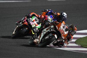 MotoGP | 中上、MotoGP参戦2年目の開幕戦で9位フィニッシュし「序盤、本当に強さを感じた」と手ごたえ