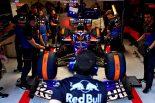 F1   空力セッティングは改善の余地あり、トロロッソ・ホンダが争う中団グループは大混戦に/全チーム戦力分析(8)