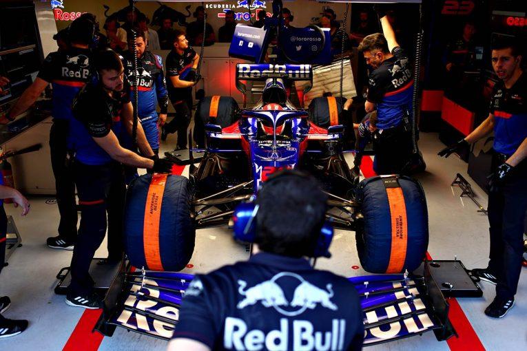 F1 | 空力セッティングは改善の余地あり、トロロッソ・ホンダが争う中団グループは大混戦に/全チーム戦力分析(8)