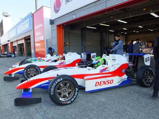 Le Beausset Motorsports 2019スーパーFJ第1戦もてぎ選手権 レースレポート