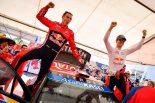 第3戦メキシコを制したセバスチャン・オジエ/ジュリアン・イングラシア(シトロエンC3 WRC)