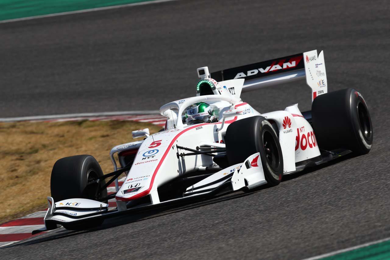 スーパーフォーミュラ:Enjoy Honda HSR九州にSF19登場決定。福住が新型マシンをデモラン