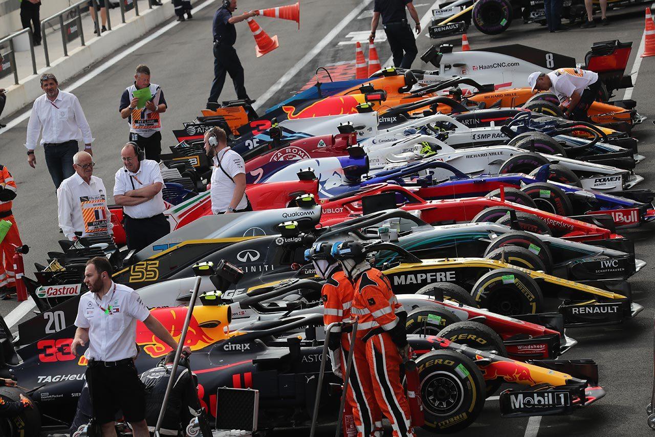 2018年F1第8戦フランスGP