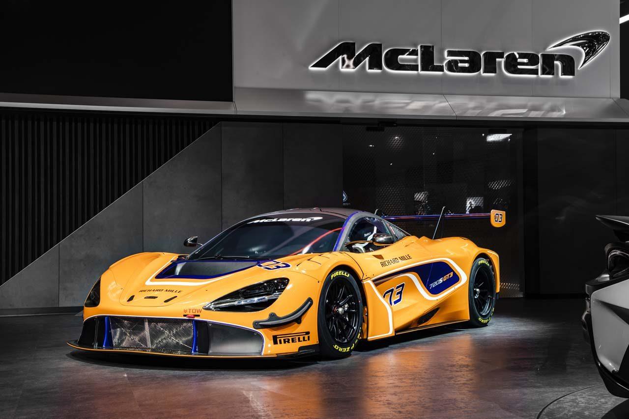 澤圭太がABSSA Motorsportを新設。ブランパンGTアジアにマクラーレン720S GT3を投入へ