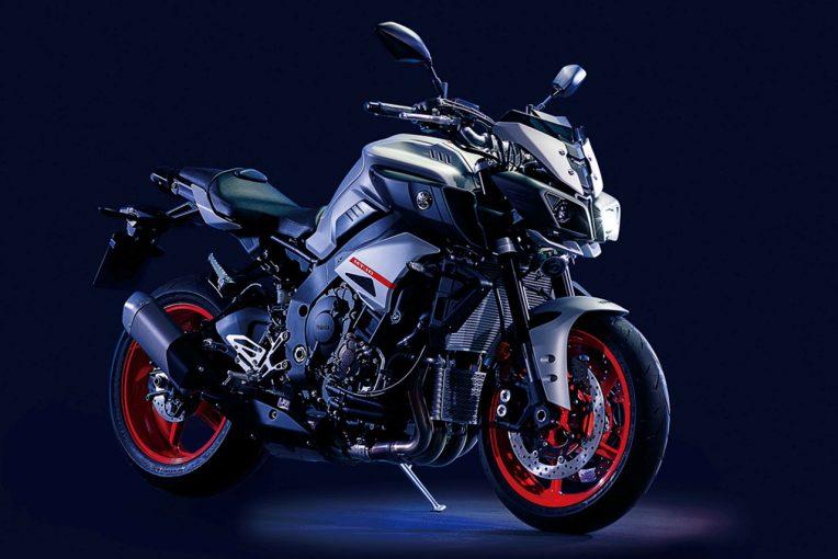 MotoGP | ヤマハ、スポーツバイクの『MT-10 ABS』、『MT-09 ABS』に新色を追加し4月1日発売