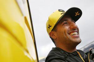 F1 | リカルド、ルノーF1での初戦が母国GPとなることに興奮。「ずっとこの日を意識してきた」