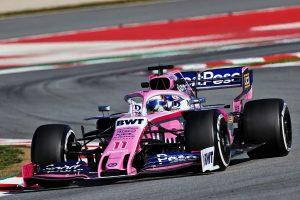 F1 | レーシングポイントF1、開発を終えたRP19は「テストの時とは大きく変わった」と明かす。メルボルンで投入へ