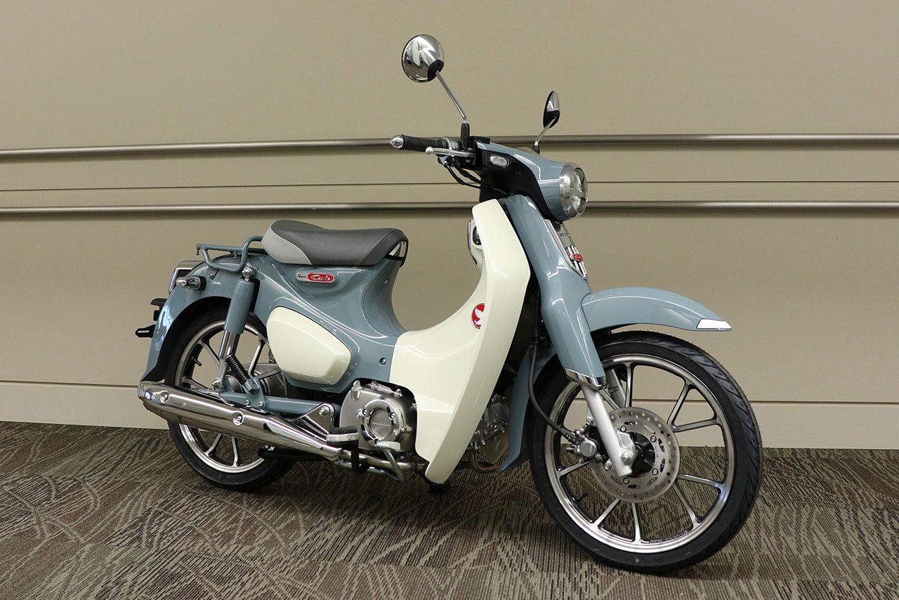 ホンダ、大阪・東京モーターサイクルショー2019の出展概要を発表