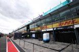F1開幕戦オーストラリアGP ピット