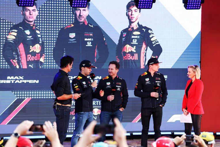 F1 | 【フォトギャラリー】F1第1戦オーストラリアGP 水曜日