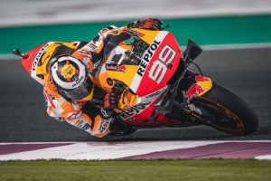 MotoGP | MotoGP:ホンダのロレンソ、開幕戦カタールでの転倒で肋骨にヒビ。全治は約3週間