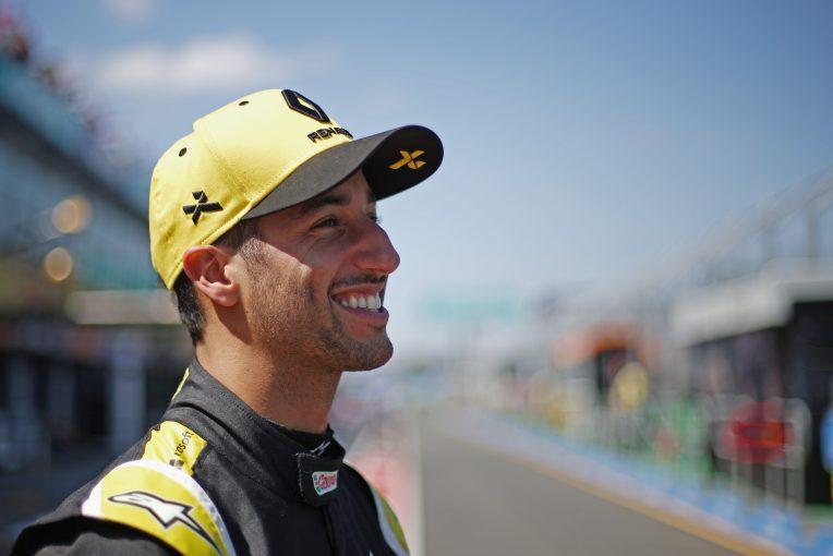 F1   リカルド、トップアスリートが多数所属するスポーツ・エージェンシーのCAAと契約