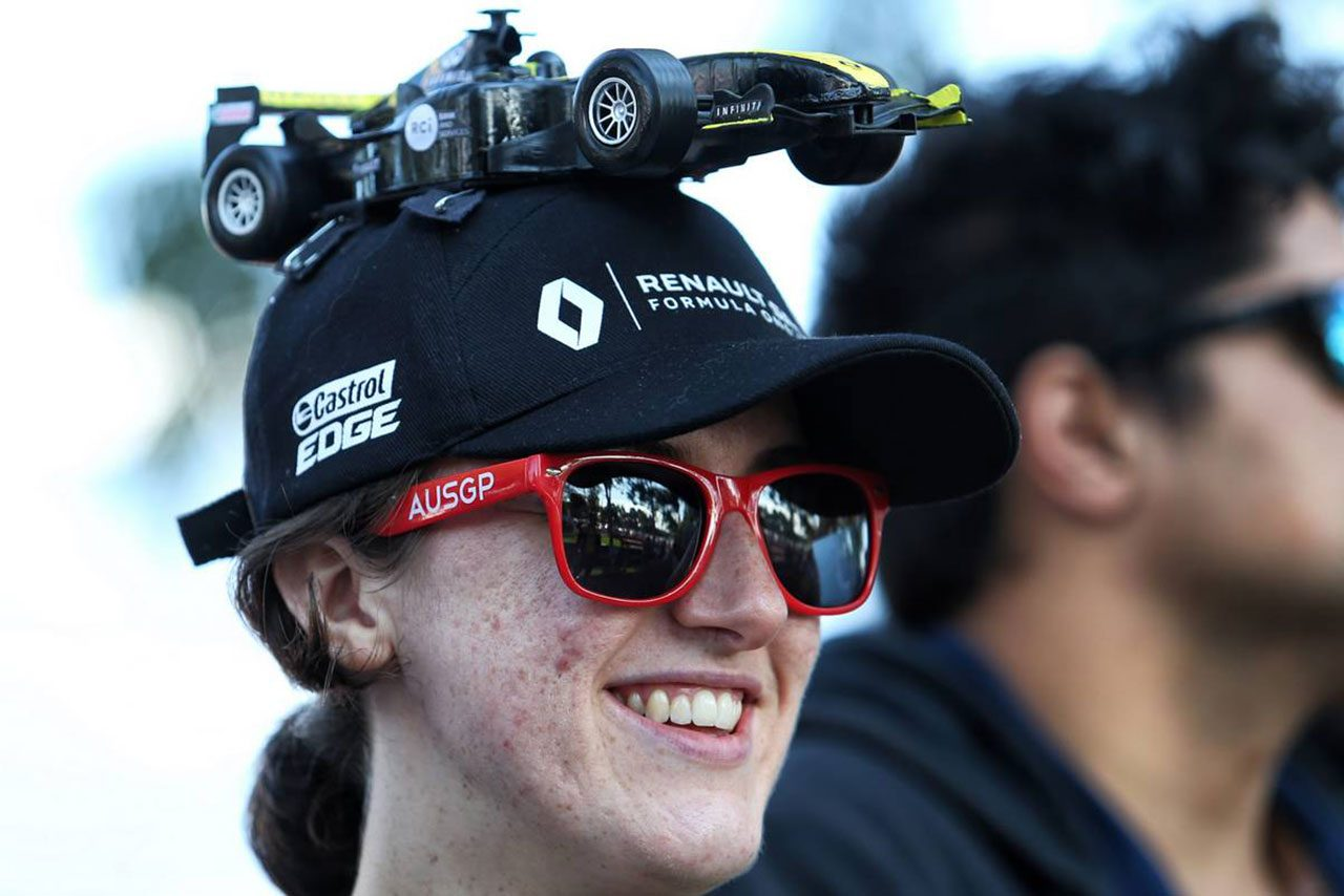 ルノーF1のファン