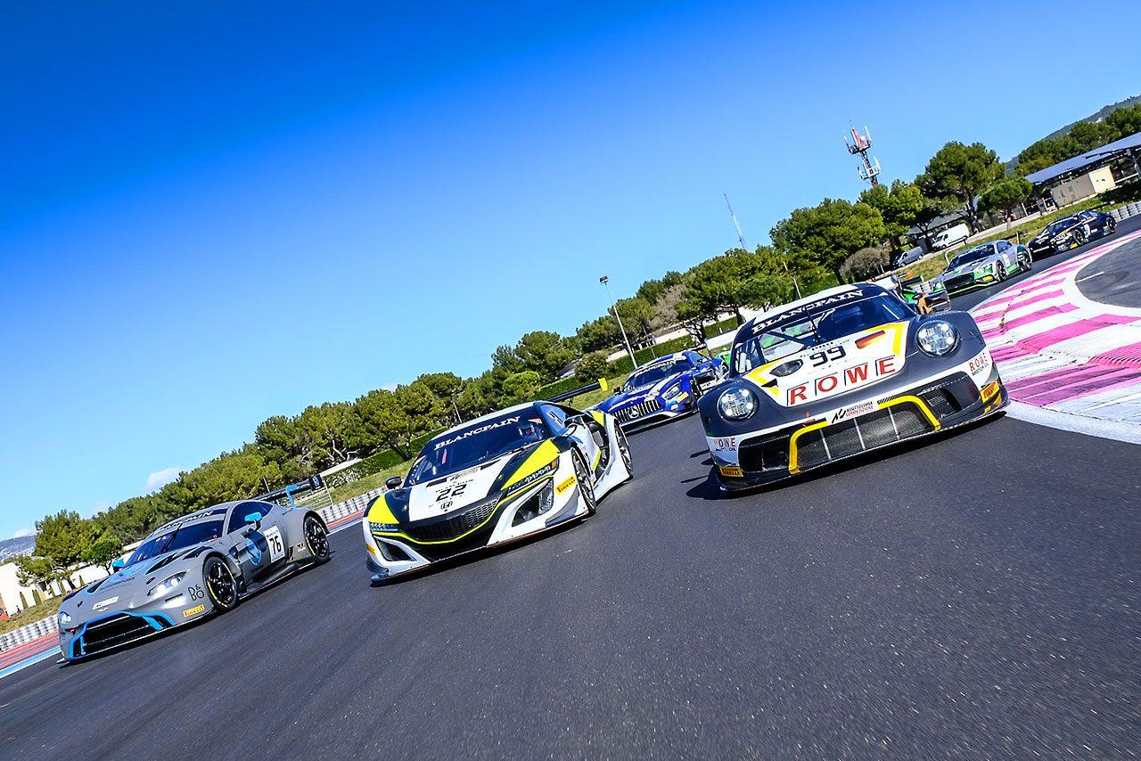 ブランパンGTエンデュランスカップは今季も49台が年間エントリー。日本車は2台