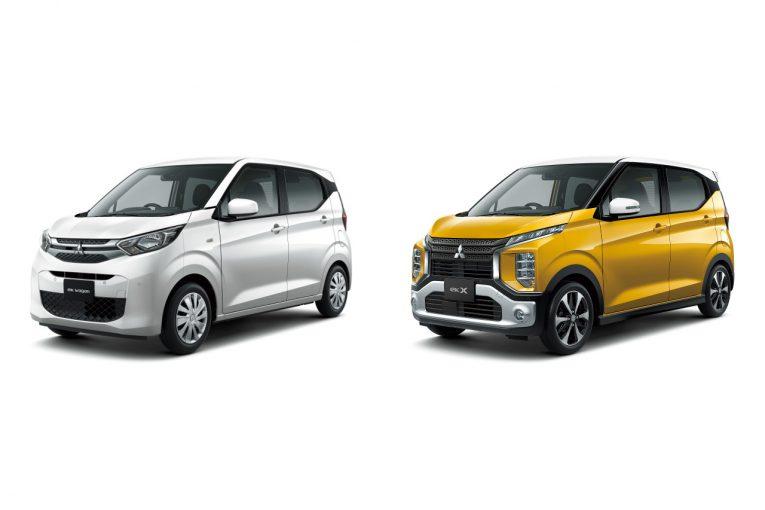 クルマ | ミツビシ、新型『eKワゴン』発表。SUVテイストの『eKクロス』とあわせて3月14日から予約受付開始