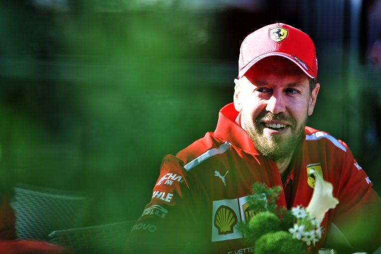 F1 | フェラーリF1、冬の間に昨シーズンの弱点を克服したことを強調。「気迫は十分」とベッテル