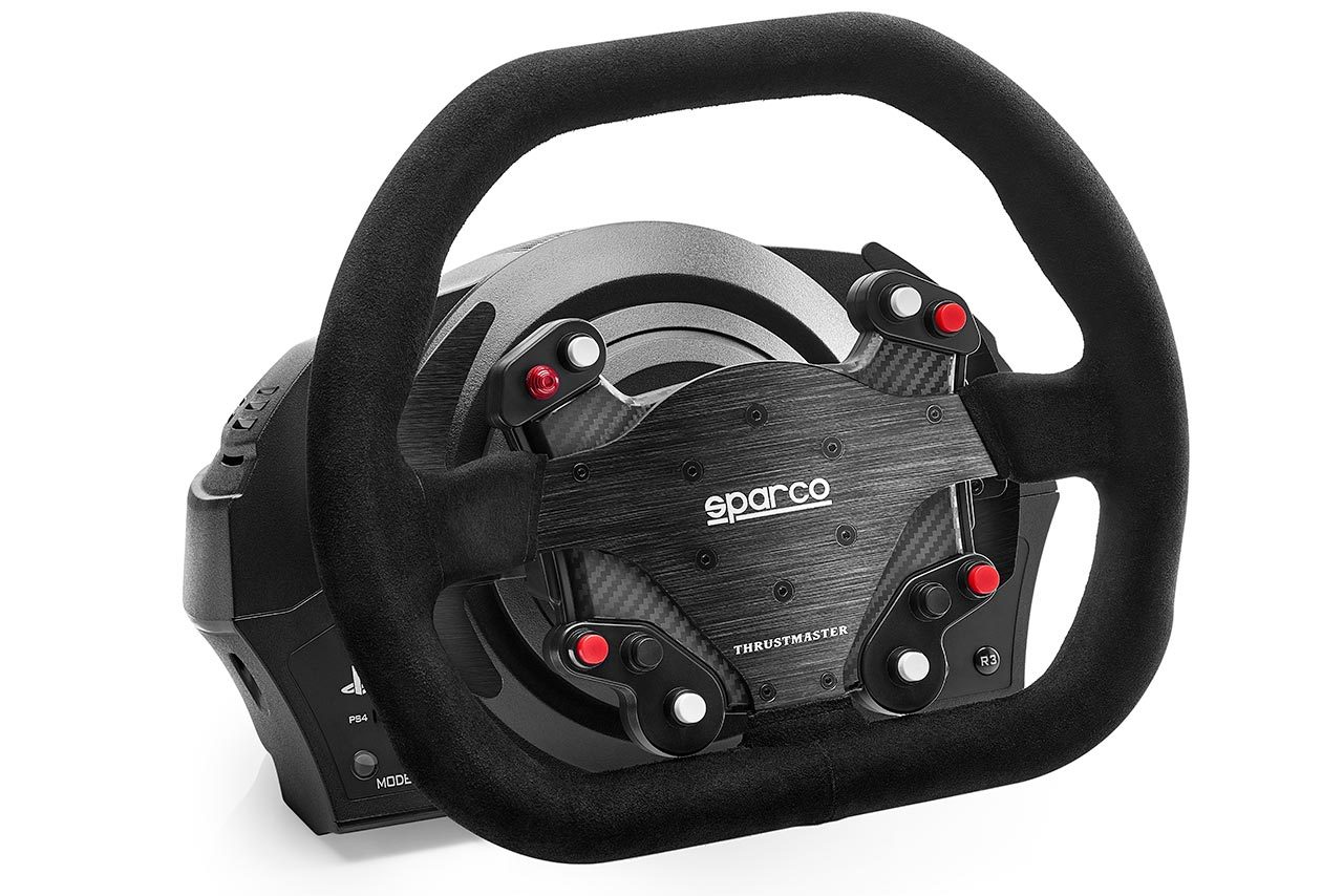 スパルコP310の公式レプリカ『TM Competition Wheel Add-On Sparco P310 Mod』