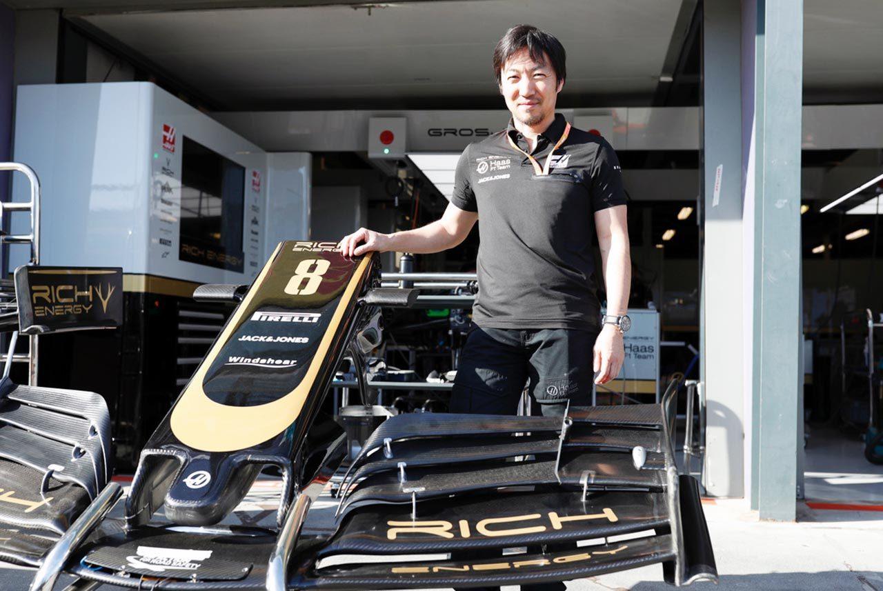2019年F1開幕戦オーストラリアGP 小松礼雄