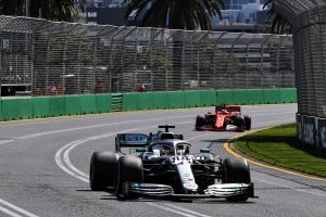F1 | 【タイム結果】F1開幕戦オーストラリアGP フリー走行1回目