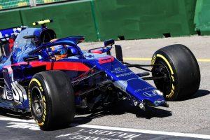 F1 | F1オーストラリアGP FP1:ハミルトンがトップタイム、トロロッソ・ホンダの新人アルボンはクラッシュスタート