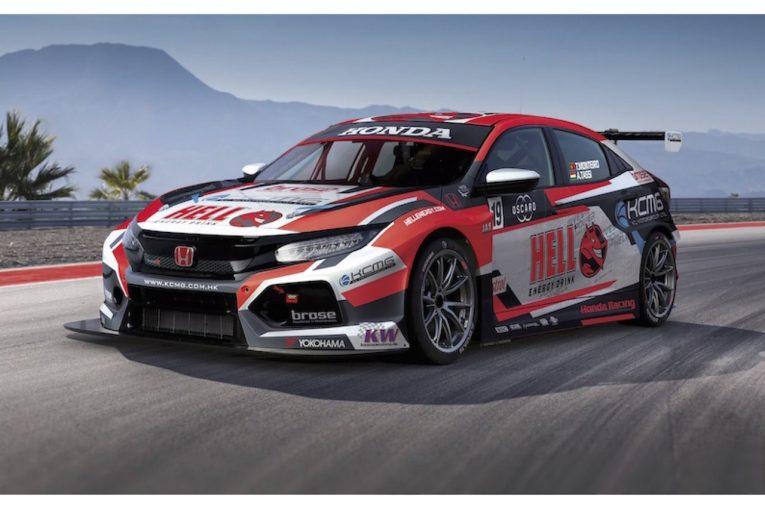 海外レース他 | WTCR:初参戦KCMGがマシンカラーを公開。デザインナンバーも続々発表