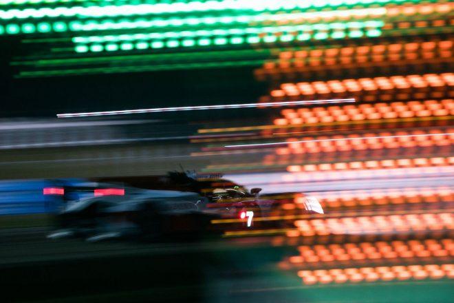 TOYOTA GAZOO Racingの7号車トヨタTS050ハイブリッドは決勝に総合2番手から臨む