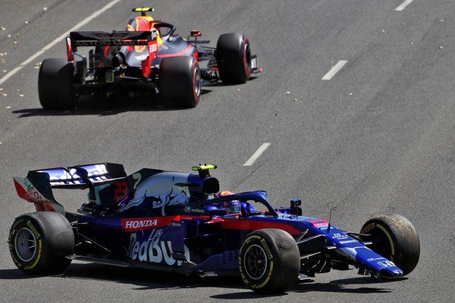 2019年F1開幕戦オーストラリアGP アレックス・アルボン