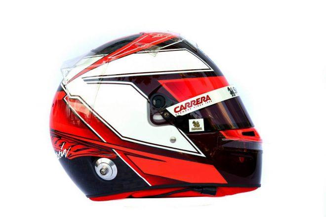 F1 | キミ・ライコネン(Kimi Raikkonen) 2019年のヘルメット1