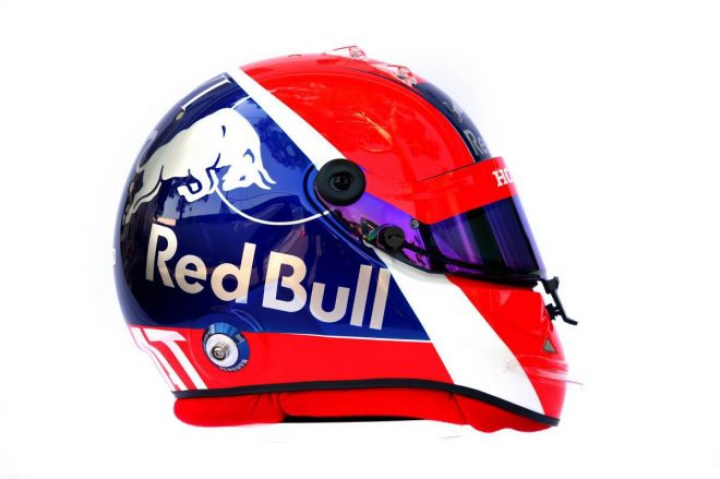 F1 | ダニール・クビアト(Daniil Kvyat) 2019年のヘルメット1