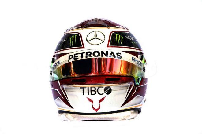 F1 | ルイス・ハミルトン(Lewis Hamilton) 2019年のヘルメット3