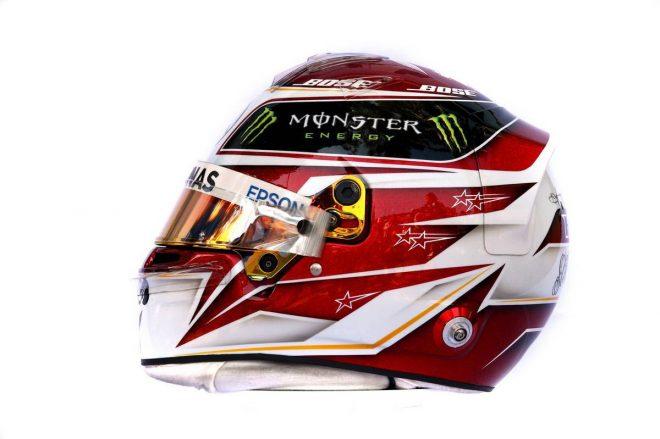 F1 | ルイス・ハミルトン(Lewis Hamilton) 2019年のヘルメット2
