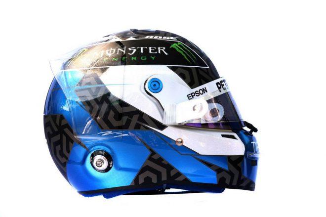 F1 | バルテリ・ボッタス(Valtteri Bottas) 2019年のヘルメット1