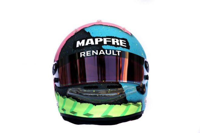 F1 | ダニエル・リカルド(Daniel Ricciardo) 2019年のヘルメット3