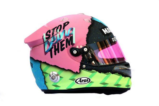 F1 | ダニエル・リカルド(Daniel Ricciardo) 2019年のヘルメット1