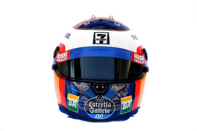 F1 | カルロス・サインツJr.(Carlos Sainz Jr.) 2019年のヘルメット3